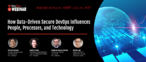 How Data-Driven Secure DevOps Influences People, Processes, and Technology