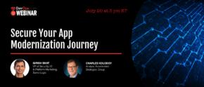 Secure Your App Modernization Journey