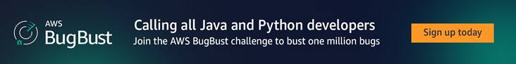 AWS BugBust Challenge