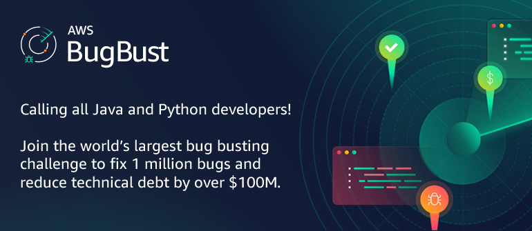 Gotta Fix 'Em All: AWS BugBust 2021