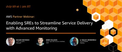 Enabling SREs to Streamline Service Delivery With Advanced Monitoring