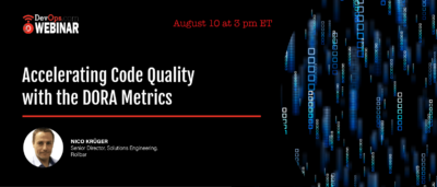 Accelerating Code Quality With the DORA Metrics