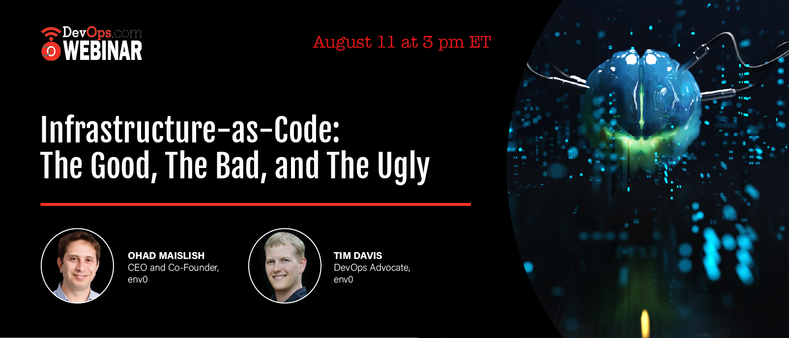 Infrastructure-as-Code: The Good, The Bad, and The Ugly