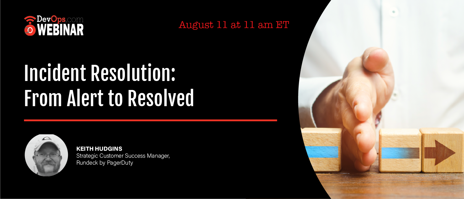 Incident Resolution: From Alert to Resolved