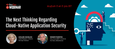 The Next Thinking Regarding Cloud-Native Application Security: Don't Let Complex Application Landscapes Complicate Security Further