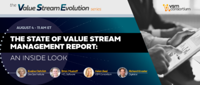 The State of Value Stream Management Report: An Inside Look