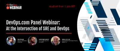 At the Intersection of SRE and DevOps