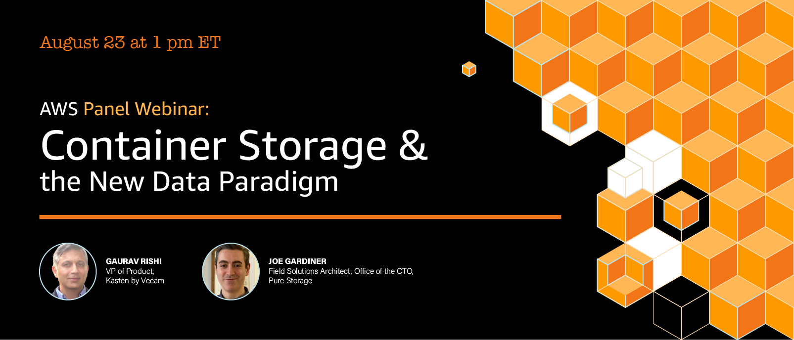 Container Storage and the New Data Paradigm
