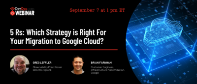 5 Rs: Which Strategy is Right For Your Migration to Google Cloud?