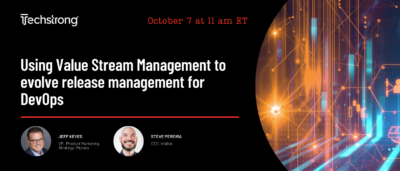 Using Value Stream Management to Evolve Release Management for DevOps