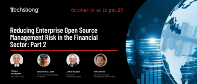 Reducing Enterprise Open Source Management Risk in the Financial Sector: Part 2