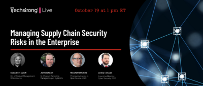 Managing Supply Chain Security Risks in the Enterprise