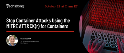 Stop Container Attacks Using the MITRE ATT&CK(r) for Containers
