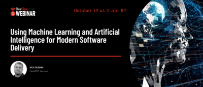 Using Machine Learning and Artificial Intelligence for Modern Software Delivery