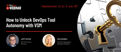 How to Unlock DevOps Tool Autonomy with VSM