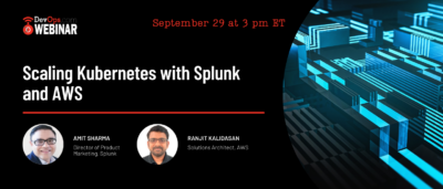 Scaling Kubernetes with Splunk and AWS
