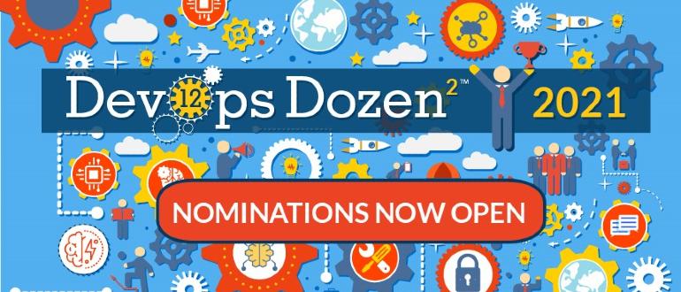 DevOps Dozen Awards 2021