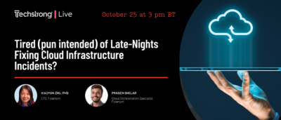 Tired (pun intended) of Late-Nights Fixing Cloud Infrastructure Incidents?