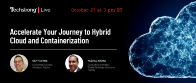 Accelerate Your Journey to Hybrid Cloud and Containerization