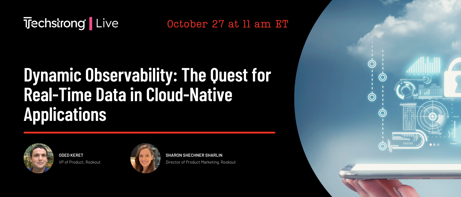 Dynamic Observability: The Quest for Real-Time Data in Cloud-Native Applications
