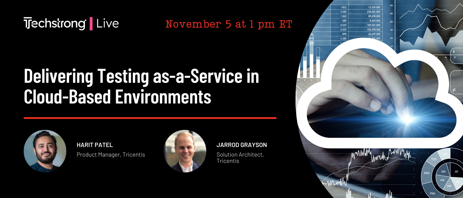Delivering Testing as-a-Service in Cloud-Based Environments