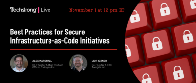 Best Practices for Secure Infrastructure-as-Code Initiatives