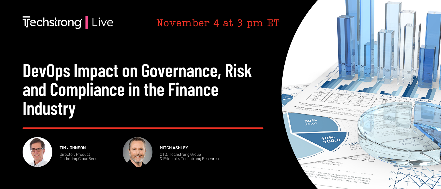 DevOps Impact on Governance, Risk and Compliance in the Finance Industry